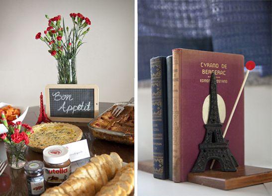 Un anniversaire parisien