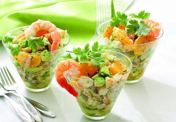 Необычные салаты на Новый год 2016: рецепты с фото вкусных и оригинальных блюд   Страна Советов