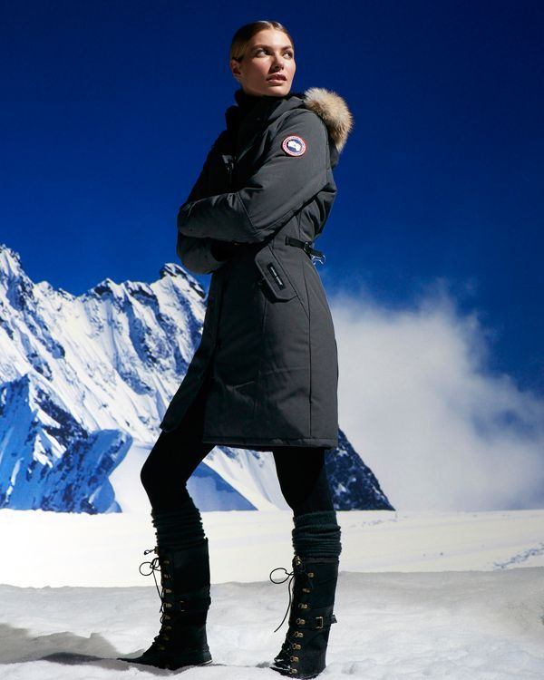 ... Saving up to buy this amazing, warm coat Canada Goose - Kensington ...