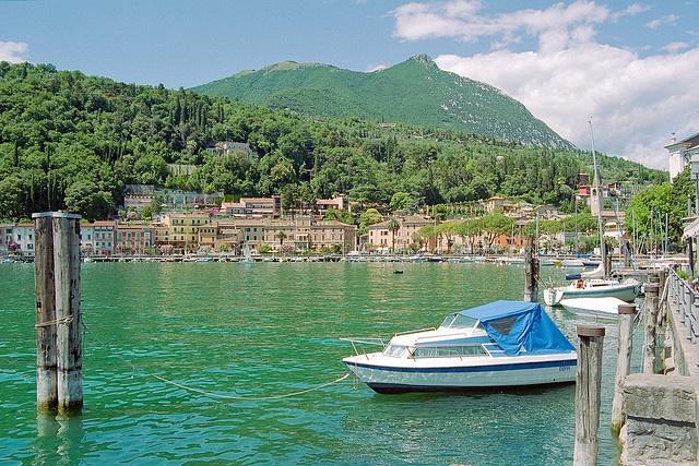 Toscolano-Maderno: Lago di Garda