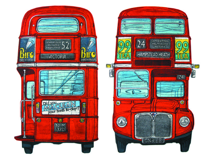 For Arts Sake | Barry Goodman | 52 - 24 | #art | #print | £595