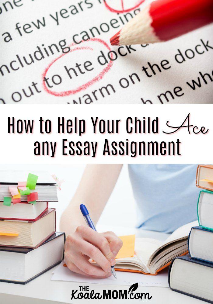 Write essay your child resume dans les larmes de gaia