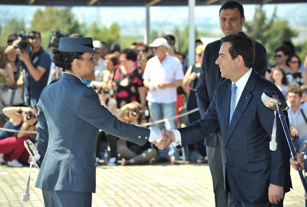 Τελετή ορκωμοσίας των νέων Υπαστυνόμων Β΄, αποφοίτων του Τμήματος Επαγγελματικής Μετεκπαίδευσης Ανθυπαστυνόμων (Τ.Ε.Μ.Α.) της Σχολής Μετεκπαίδευσης και Επιμόρφωσης της Ελληνικής Αστυνομίας http://goo.gl/9cdnnT