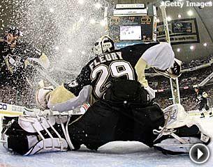 Marc-Andre Fleury- Pittsburgh Penguins