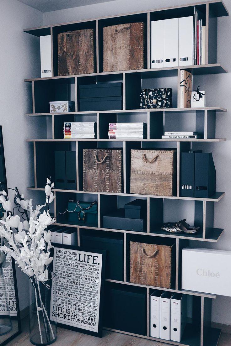 Mein Blogger Home Office: Stylisch, aber funktional