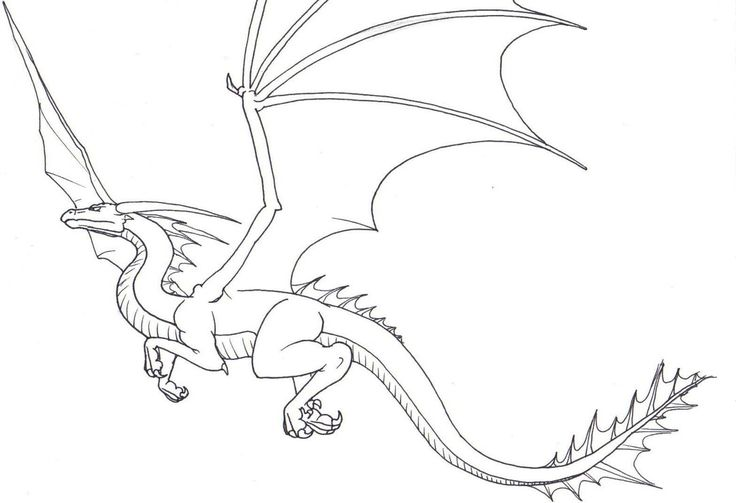 FlyingDragon by ChiroOokami