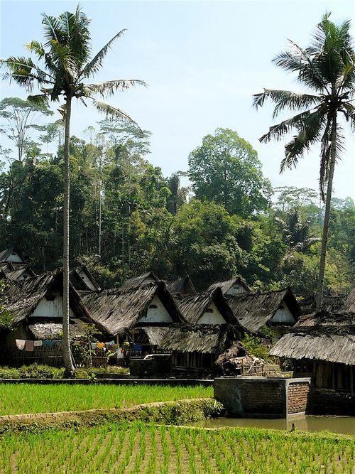 Kampung Naga, Jawa Barat, Indonesia