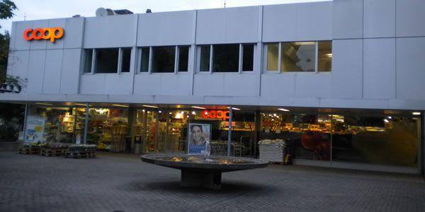 Supermercados na Suíça