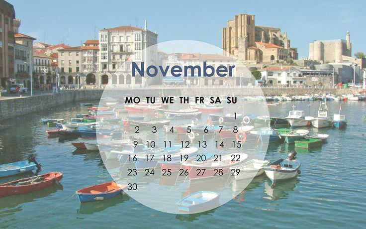 We welcome November with a free desktop wallpaper that shows Cantabria, one of the most beautiful and special places in Spain.  What can we say? If you have not visited Spain yet, we suggest you do sometime.