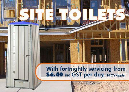 Site Portable Toilets.