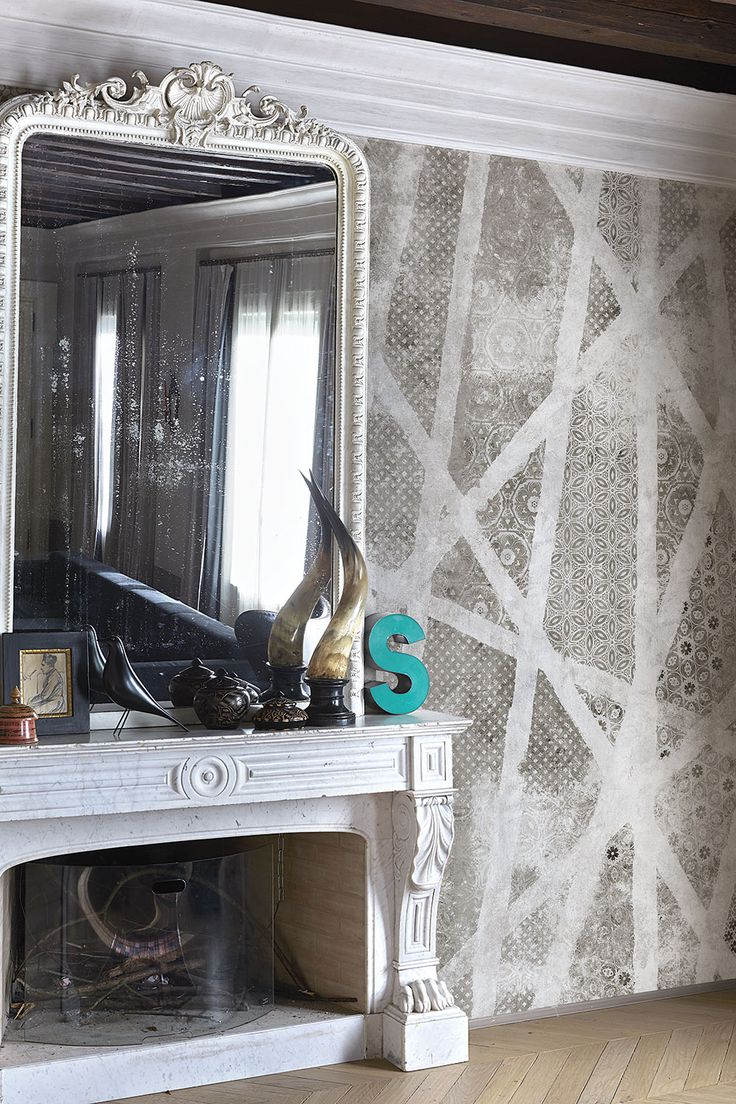 102 best collection 16 images on pinterest london art colors wallpaper model fugitive designed by valeria zaltron for collection 16 london art 2016 www london artwall muralstencil