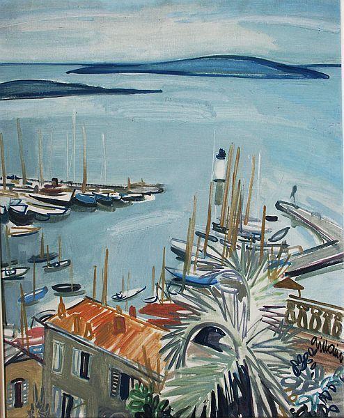 Joseph-GIllain-Le-vieux-port.jpg (494×600)