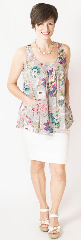 A top with POCKETS?? XXS-4X - Fair Trade - Eco Friendly - Blue Sky Clothing Co