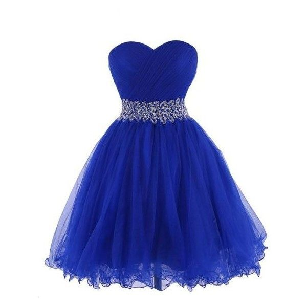 Best 25  Short blue prom dresses ideas on Pinterest | Weird prom ...