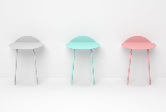 Kenyon Yeh side tables
