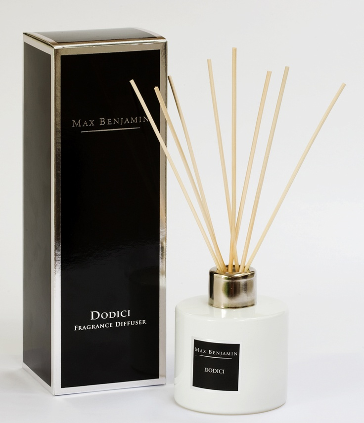 Max Benjamin Home Fragrance - Dodici Diffuser
