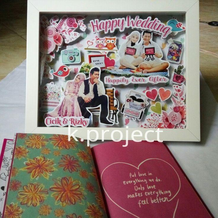 Wedding gift project *lagi 😍