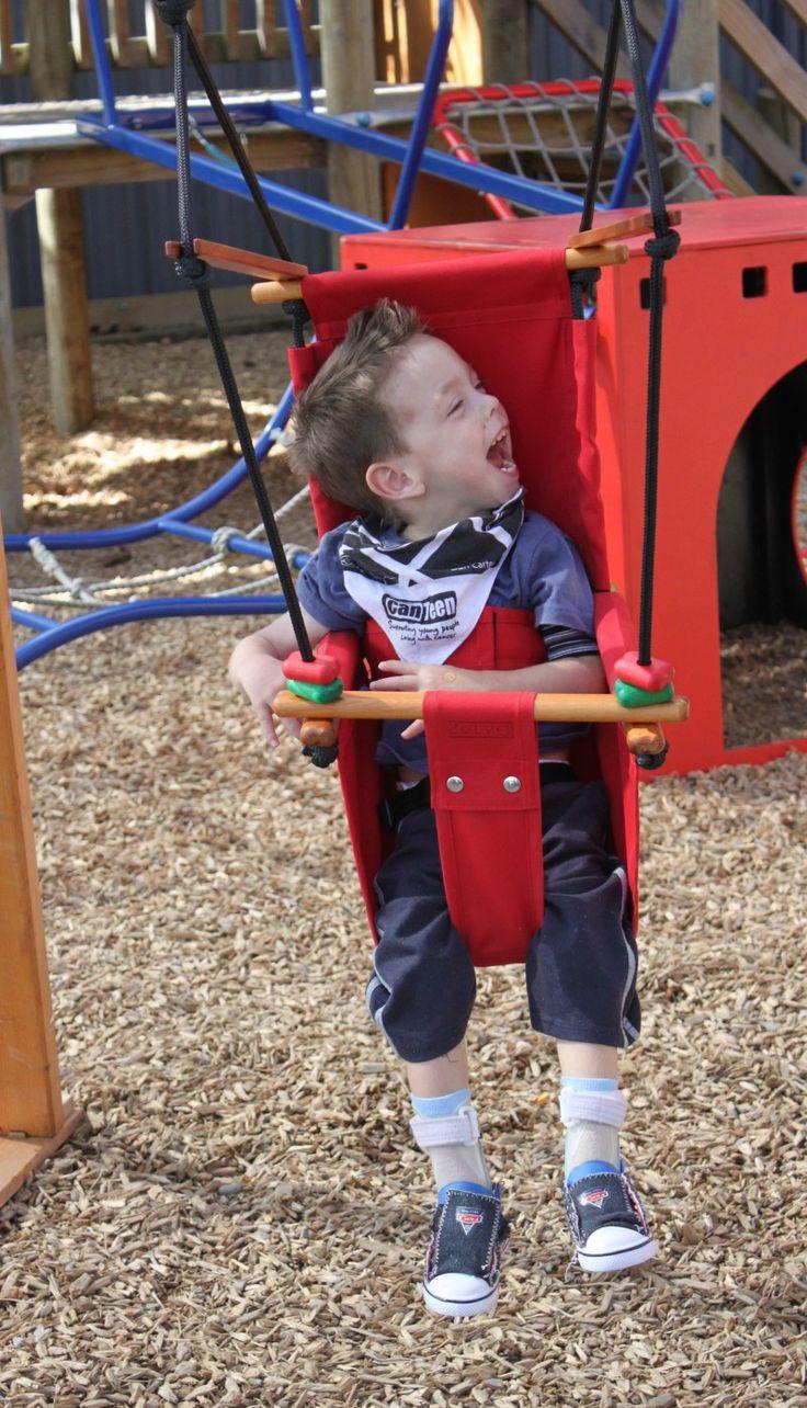 Solvej Swings :: Special Needs Swings