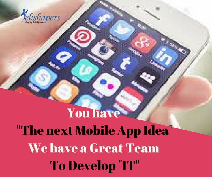 Tekshapers is top notch mobile App Development Company in India. We offer  the apps for android, I Pad and  I Phone. We have creative and experts team as Mobile App Developers. We follow a good product Development process so that you can get the product in your timeline.