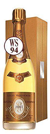 Louis Roederer Cristal Rose Champagne 2007, 75 cl