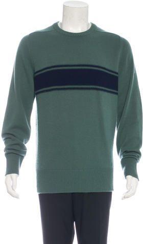 Michael Bastian Cashmere Striped Sweater