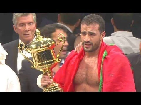 Badr Hari VS Peter Graham Final Fight Complete Dubai HD - YouTube