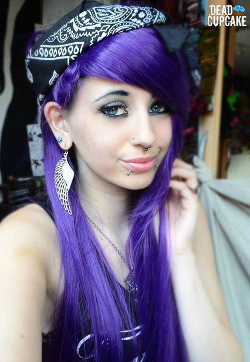 339 Best Scene Emo Hair Images On Pinterest Coloured Hair
