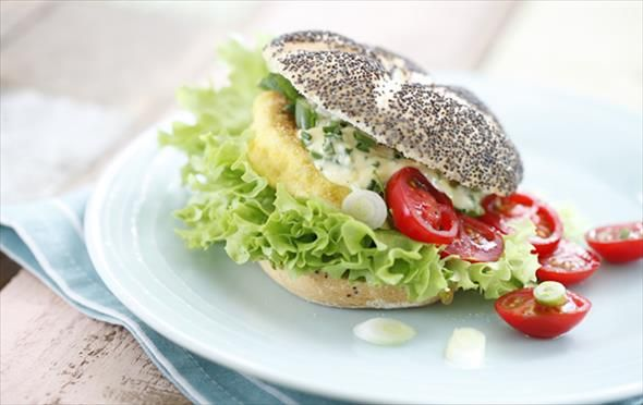 Light Burger: recept voor een hamburger met vis