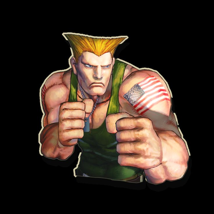The Evolution of Guile (Street Fighter 2) - http://thevideogameguide.co.uk/evolution-guile-street-fighter-2/