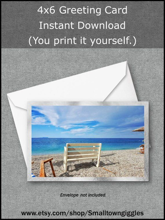 All Occasions Greeting Cards Printable Cards Instant Download Friendship Birthday Thinking of You Just Because Birthday Greeting Card