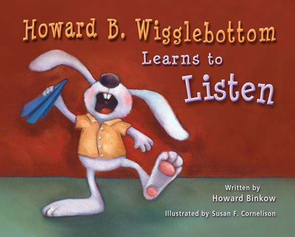 Howard B. Wigglebottom Learns To Listen - great for kids who might have a bit of trouble with that! Click through for the rest of this great series and check out their online versions of the books!