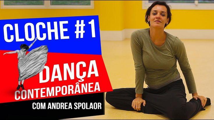 Dança Contemporânea - CLOCHE #1