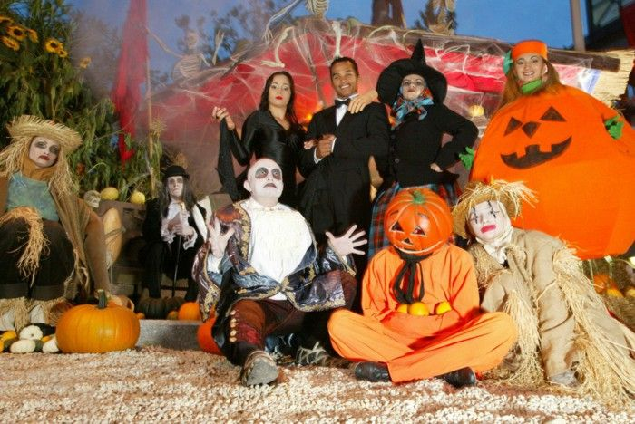 Halloween In the Europa Park celebrations