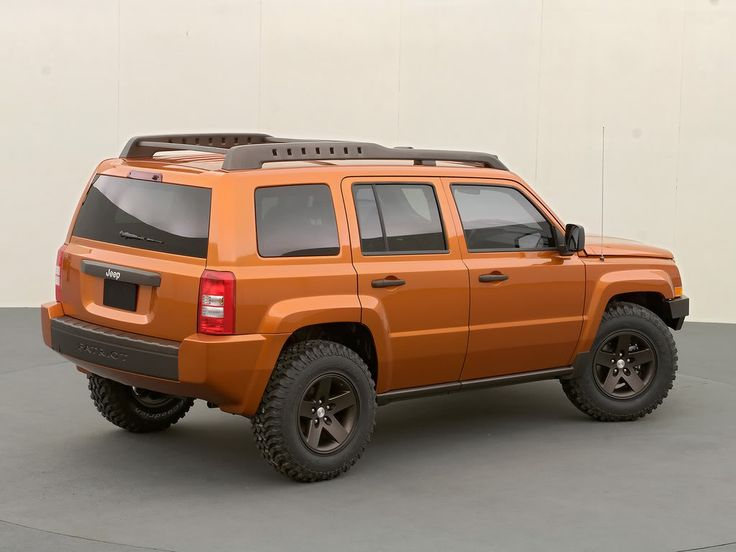 jeep patriot in car camping - Google Search