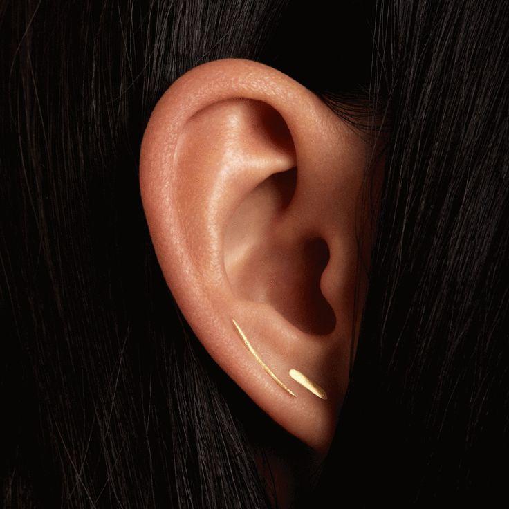 Stick Wisp Earrings