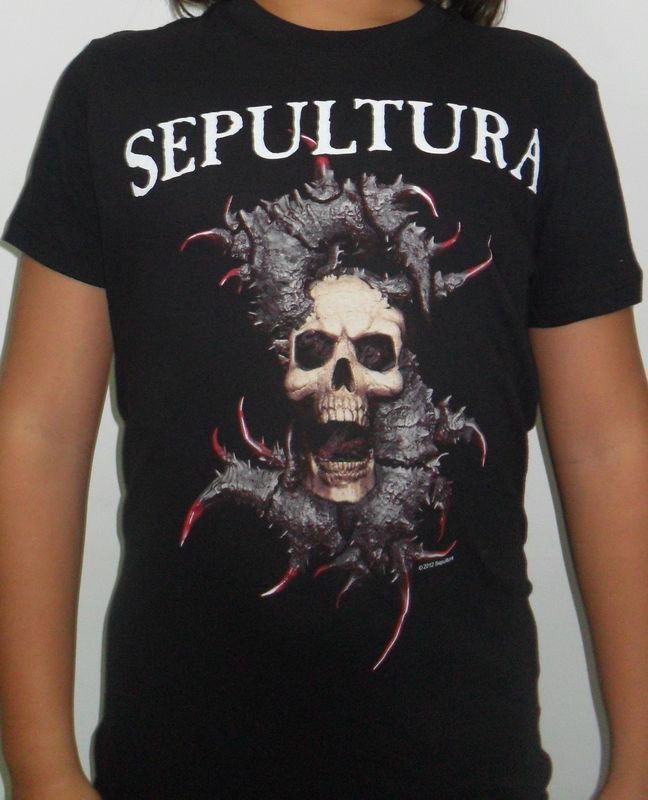 camisetas do Sepultura - Pesquisa Google