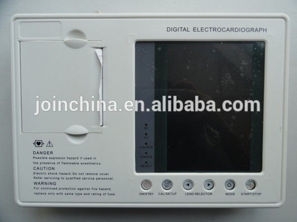 """CE Approved Portable 12 Lead Wireless ECG EKG Machine, Hot Items 12lead holter monitor finger ecg"""