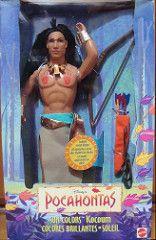 Sun_Colors_Kocoum (Disney_&_Collection) Tags: doll barbie disney mattel pocahontas kocoum