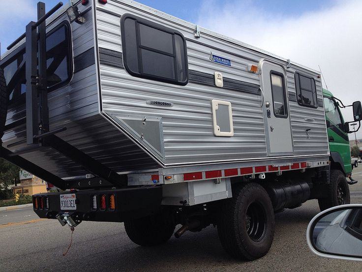 Fuso Adventure Camper | House Truck | Pinterest | Campers ...