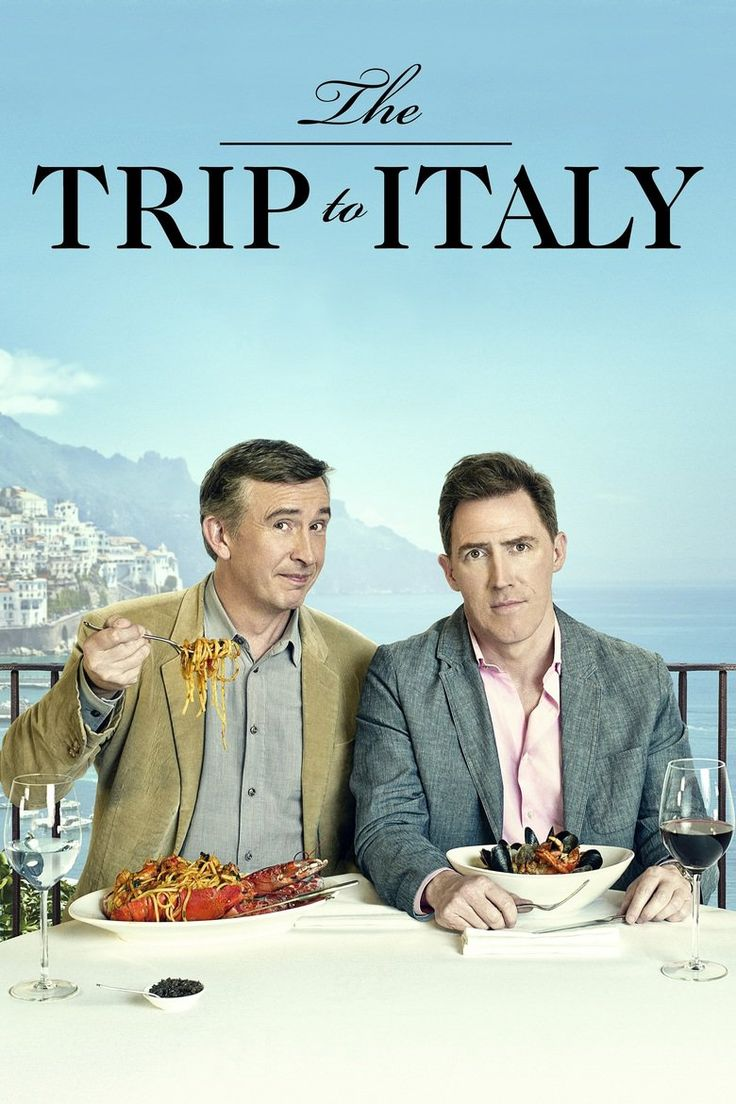 Michael Winterbottom's largely improvised 2010 film, The Trip, took comedians Steve Coogan and Rob Brydon--or semifictionalized versions thereof--on a restaurant tour around northern England. In this witty and incisive follow-up, Winterbottom reunites the pair for a new culinary road trip, retracing the steps of the Romantic poets' grand tour of Italy and indulging in some sparkling banter and impersonation-offs.