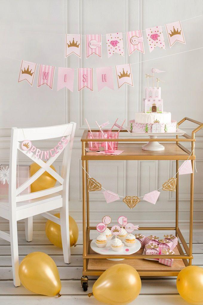 Princess Birthday Party   Kim Byers