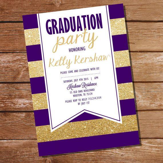 17 Best ideas about Graduation Invitations – Graduation Invitation