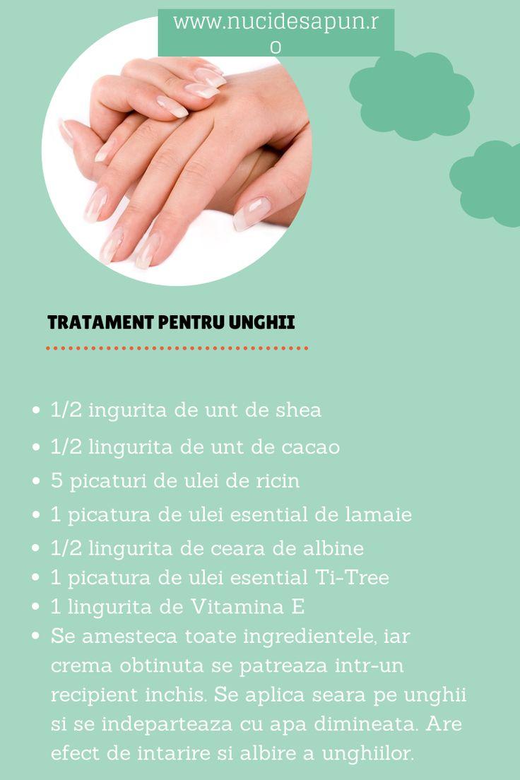 Putem să ne pregătim unghiile pentru vara ce urmează cu ajutorul unei creme tratament, ce are efect de albire și întărire. Este recomandat să o folosiți minim 4 săptămâni.