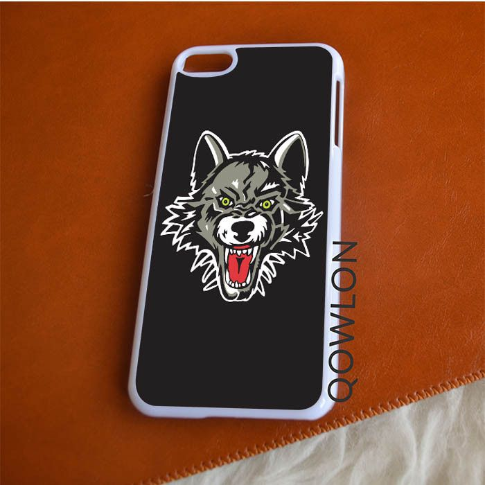 Chicago Wolves Logo iPod Touch 6 | 6TH GEN Case