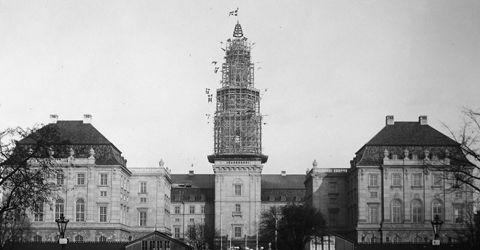 Velkommen til Tårnet på Christiansborg | Tårnet