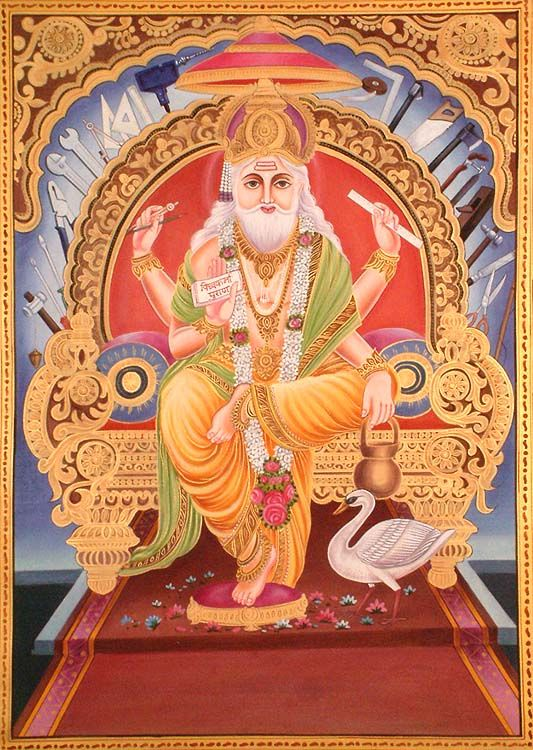 Vishwakarma - The Divine Architect