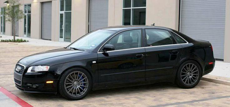 My Whip <3 2007 AUDI A4 S-Line Avant Titanium Edition