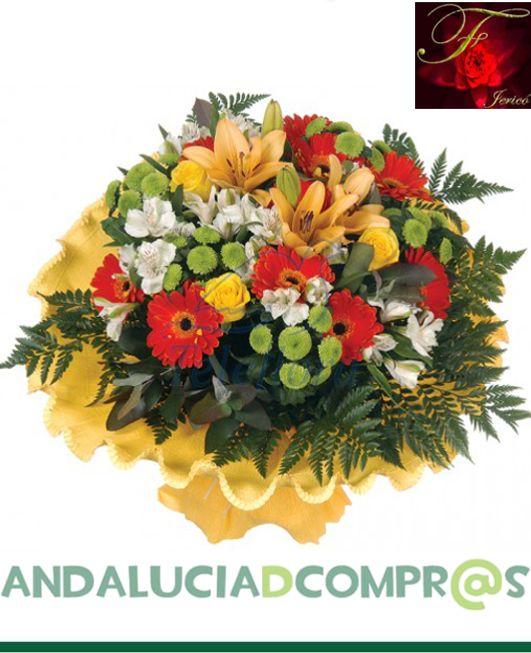 No te quedes sin tus flores! Floristería Jericó nos sorprende con el mejor regalo para el día de Todos los Santos! Estos ramos y muchos más en su web de Andalucía de compras; https://www.andaluciadecompras.es/port…/…/floristeria-jerico