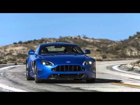 Slide Show Aston Vantage GTS 2017 / Слайд Шоу Астон Мартин Вантаж ГТС 2017