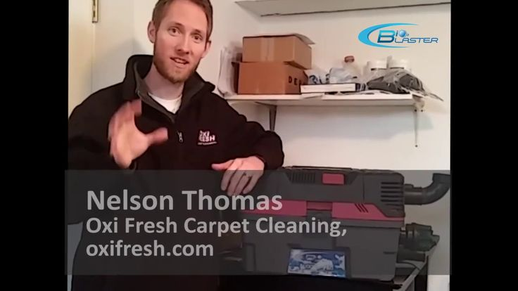Watch How Ozone Helps In Carpet Cleaning Business Here